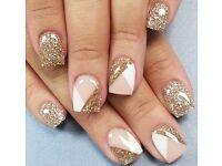 Can anyone do acrylic nails professionally