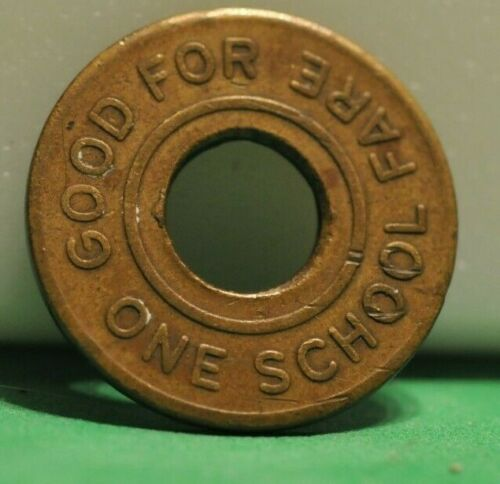 Good for One School Fare 3.5 22mm