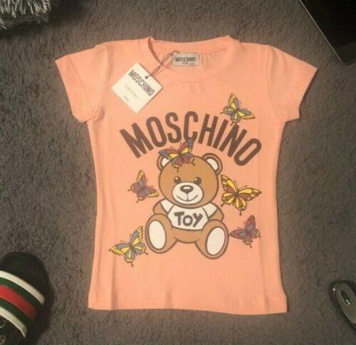 Moschino Baby Kids T-Shirt 1-15 Years