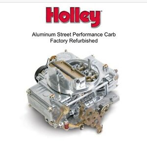 Holley performance carburator