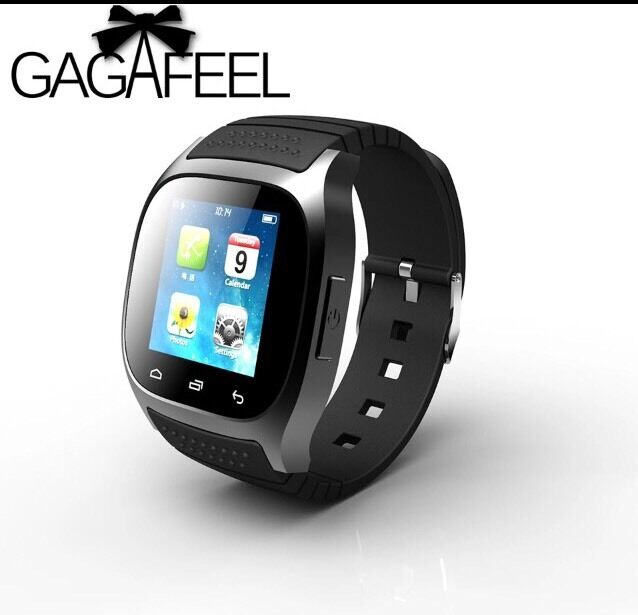 Sport+Bluetooth+Smart+watch+Pedometer+SMS+Reminder+For+Android+Samsung+Phone+