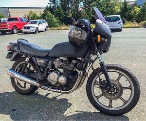 1984 Kawasaki KZ 750 L4