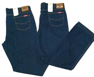 Lot of TWO Mens Dickies work jeans NWT 42 x 32!
