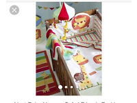 Cot/cor bed bedding set,