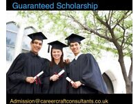 Tier 4 Student Visa Extension, Switch- Scholarship Guaranteed