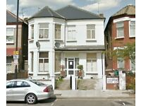 Double bedsit in Fordwych Road, North West London
