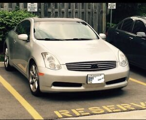 06 infiniti G35 coupe only 133k original condition