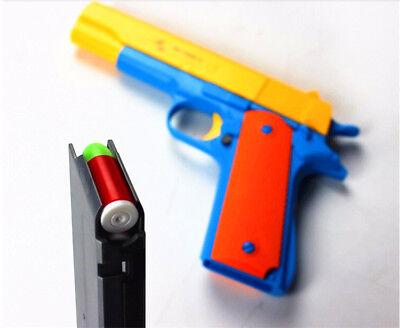Toy Gun Classic Colt Pistol M1911 Kids Dart Guns Soft Bullet Outdoor - Kids Toy Guns