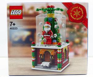 LEGO Limited Edition 2016 Snowglobe
