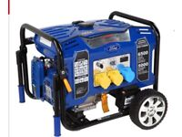 NEW 5.5Kw Ford generator