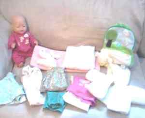 BABY AND ACCESSORIES