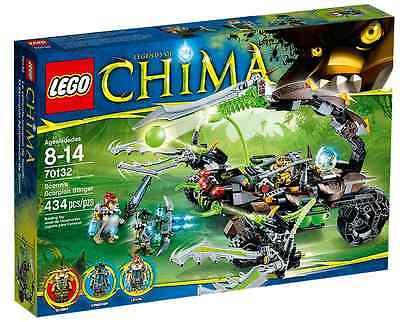 LEGO® The Legend of Chima 70132 Scorm's Scorpion Stinger NEU OVP NEW MISB NRFB