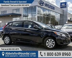 2016 Hyundai Accent GL GREAT CONDITION & CERTIFIED ACCIDENT FREE