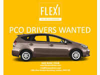 ★★★ PCO DRIVER WANTED ★★ ★ fix earning up to £500 cash-in-hand per week