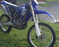 WR450 FOR SALE CHEAP
