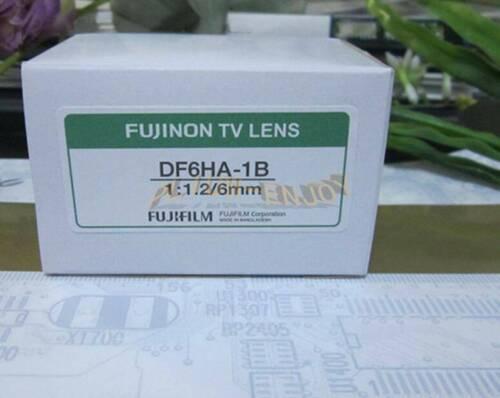 ONE Fujinon DF6HA-1B industrial camera lens 6mm fixed focus New