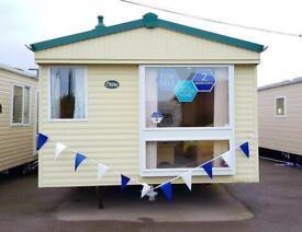 Static Caravan Nr Fareham Hampshire 2 Bedrooms 6 Berth Atlas Everglade 2008