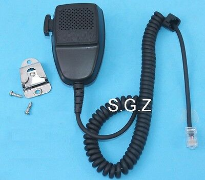 Speaker Microphone For Motorola Mobile Hmn3596a Radio Pm400 Gr400 Gr500 Gm300 Us
