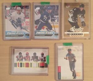 14 box break with 1000$ box Matthews Marner Young Guns Crosby ++