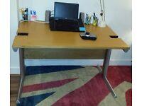 Office Desk 120cm x 80cm x72cm
