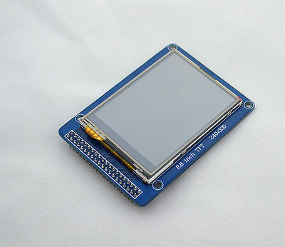 2.8 Tft Lcd Display Module 240320 Touch Panel Sd For Arduino Uno R3 Due