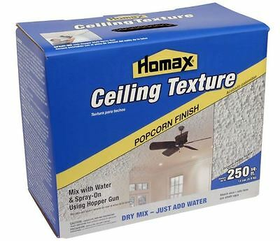 (Dry Mix Popcorn Ceiling Texture 13lb Spray-On Indoor Spackling Paste DIY Project)