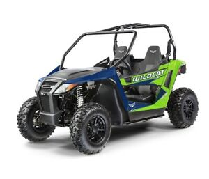 2019 Textron Off Road WILDCAT TRAIL XT EPS