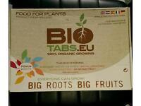 Bio Tabs 100% organic growing box kit