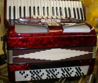 Noble 120 Bass Accordion