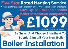 Best Boiler Replacement Deals! WORCESTER/VAILLANT/BAXI/GLOW-WORM/IDEAL Installation Specialist
