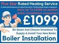 Boiler Replacement Deals!**High Quality & Low Cost**Boiler Installation, Repair, Service Specialist