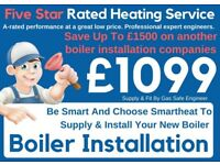 ***BEST PRICE GUARANTEED***BOILER INSTALLATION, REPAIR & SERVICE SPECIALIST / GAS SAFE REGISTERED *