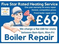 Local Heating-Gas Engineer/ Plumber/Boiler Installation,Repair & Service Specialist/Gas safety Check