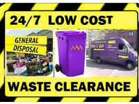 Man and van rubbish removal 07398646659 we are 7days a week service any rubbish taken