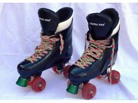 Ventro Pro Roller Boots like Bauer Turbo 33 Size 6 great condition