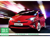 CHEAPEST PCO CAR HIRE/UBER RENT/ BRAND NEW TOYOTA PRIUS 66 PLATE INCLUDING COMPREHENSIVE INSURANCE