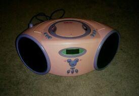 Disney Princess CD Player