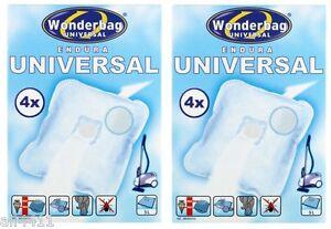 8 sac aspirateur wonderbag endura universal wb484720 rowenta. Black Bedroom Furniture Sets. Home Design Ideas