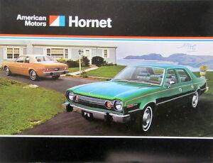 american motors hornet catalogue en francais ebay. Black Bedroom Furniture Sets. Home Design Ideas