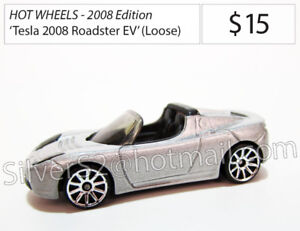 -- HOT WHEELS MATCHBOX 'Various TESLA Model S Model X Roadster -