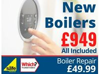 Cheap Boiler installation / 10 Years Experience / Local Gas/Heating Engineer / Heating Replacement