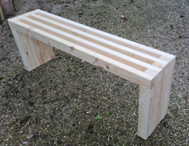 Contemporary bench 4ft