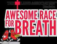 AWESOME RACE FOR BREATH