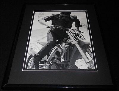 Patrick Dempsey 2016 Framed 11x14 Photo Display Grey's Anatomy