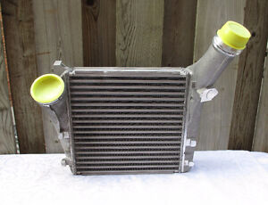 PORSCHE CAYENNE INTER COOLER RIGHT SIDE 08 - 14