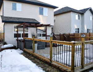 Cozy 2-Storey Family Home with Fully Developed Basement