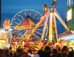 Kdays ride all day includes gate admission
