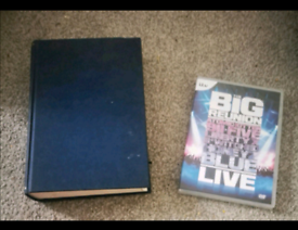 Dictionary and dvd 50p each