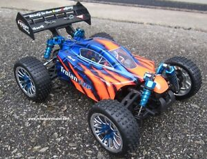 New RC Buggy / Car 1/16 Scale Brushless Electric LIPO 4WD Kitchener / Waterloo Kitchener Area image 4