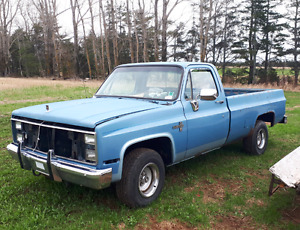 Looking for 1981-1987 Chevrolet truck parts